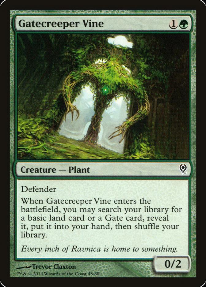 Gatecreeper Vine [DDM]