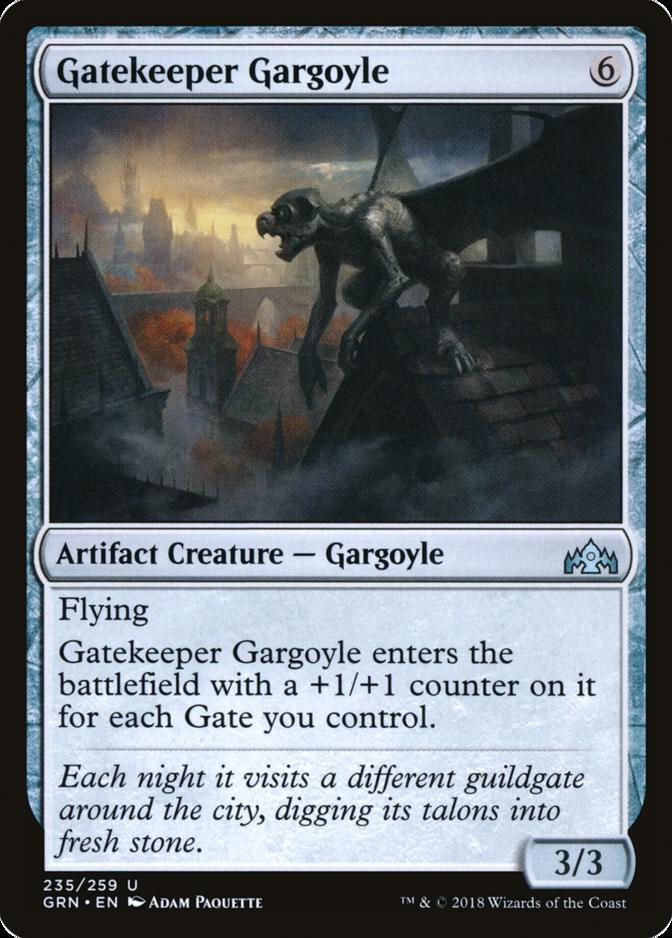 Gatekeeper Gargoyle [GRN]