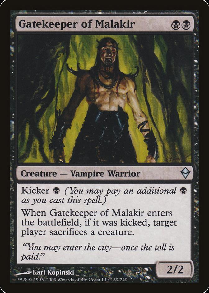 Gatekeeper of Malakir [ZEN]