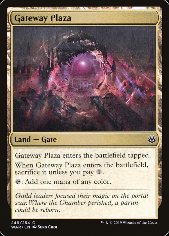 Gateway Plaza [WAR]