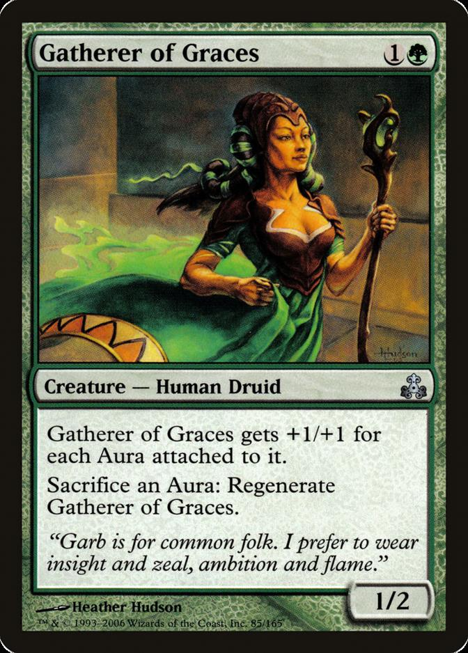 Gatherer of Graces [GPT]