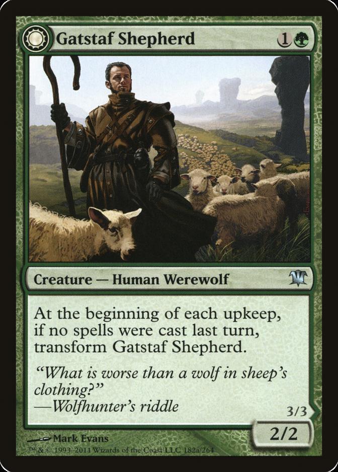 Gatstaf Shepherd [ISD]