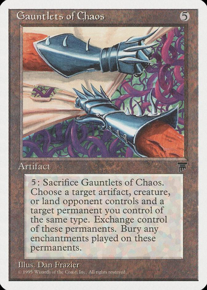 Gauntlets of Chaos [CHR]