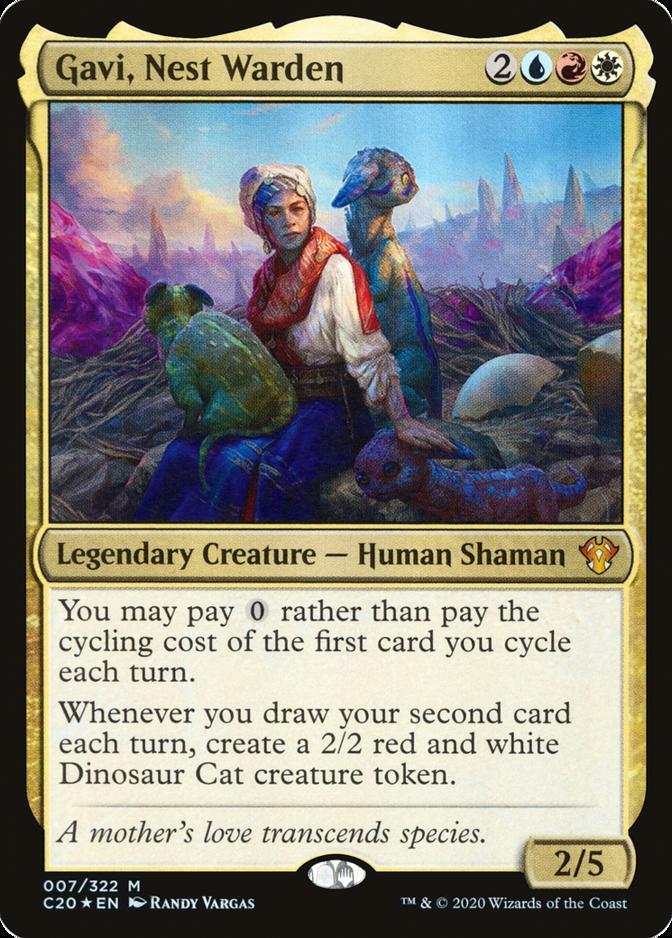 Gavi, Nest Warden [C20] (F)