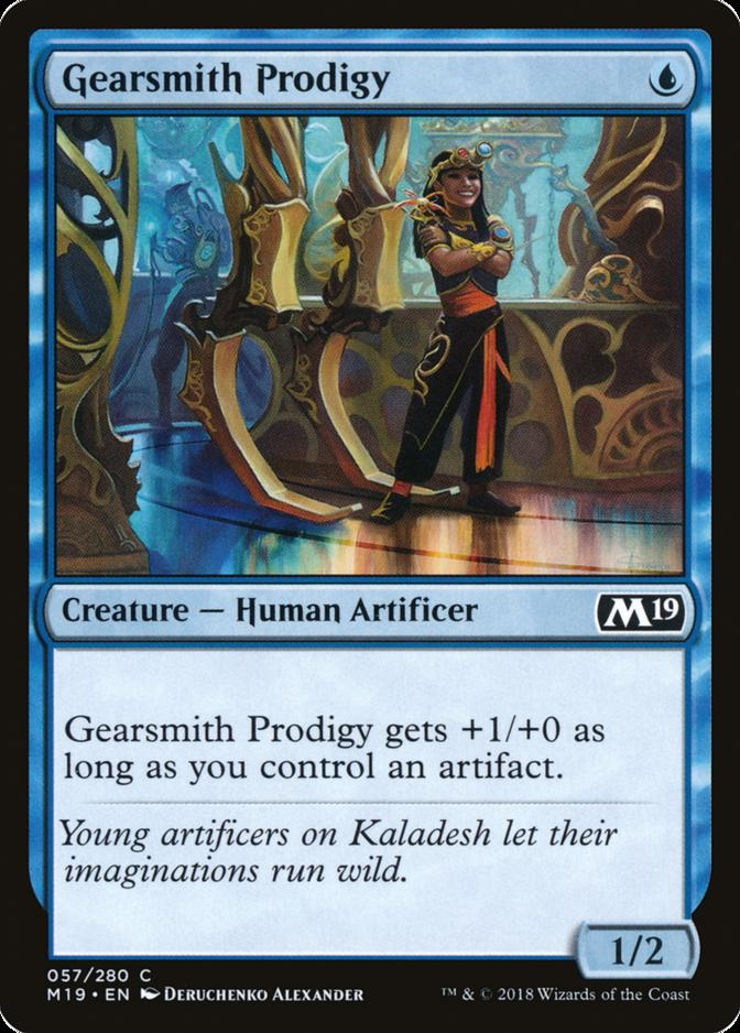 Gearsmith Prodigy [M19]