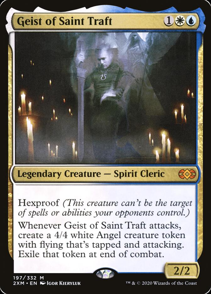 Geist of Saint Traft [2XM]