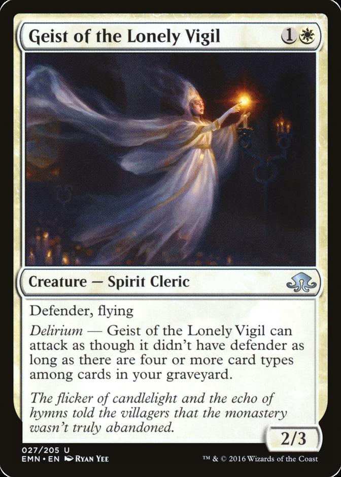 Geist of the Lonely Vigil [EMN]