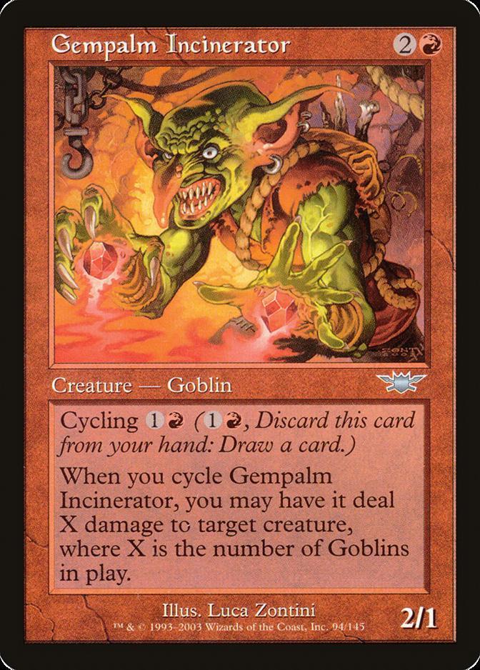 Gempalm Incinerator [LGN]