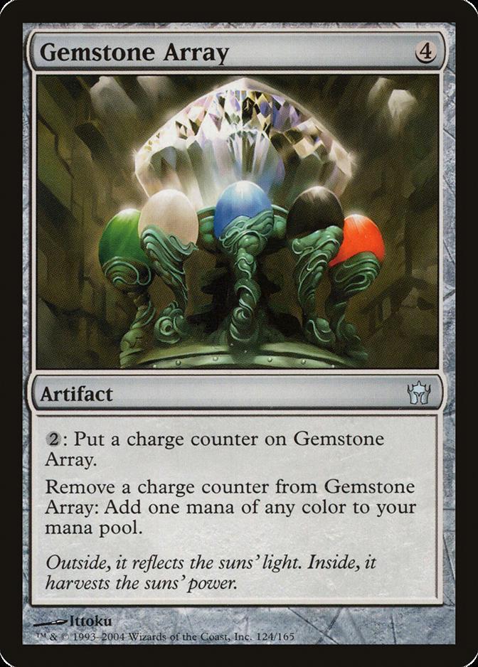 Gemstone Array [5DN]