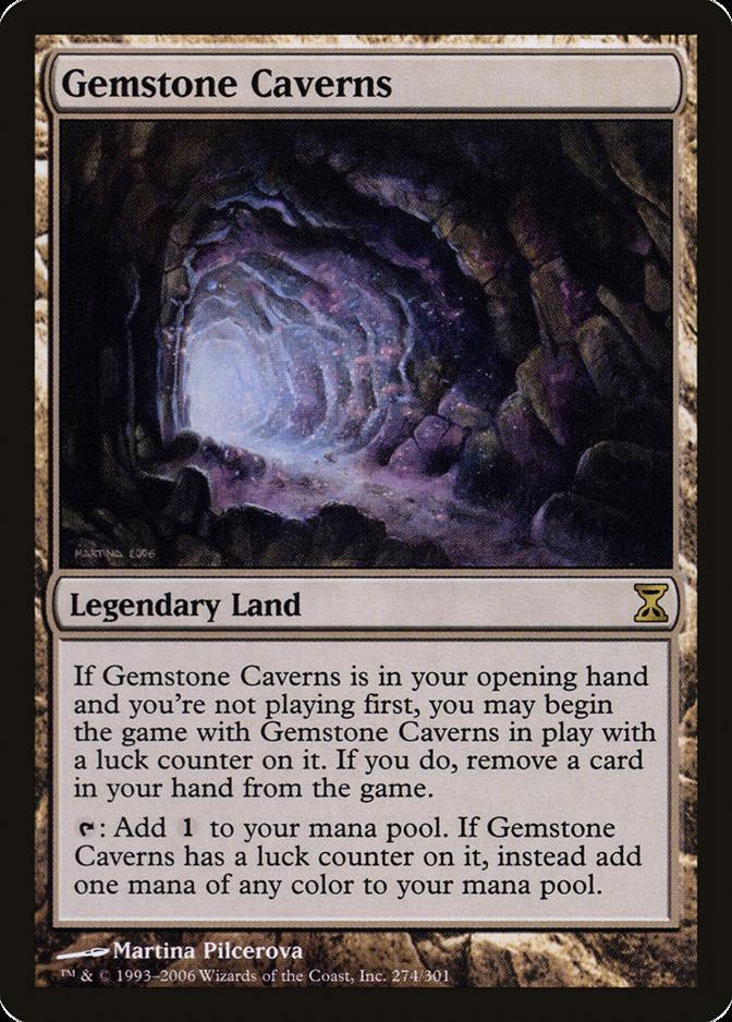 Gemstone Caverns [TSP]