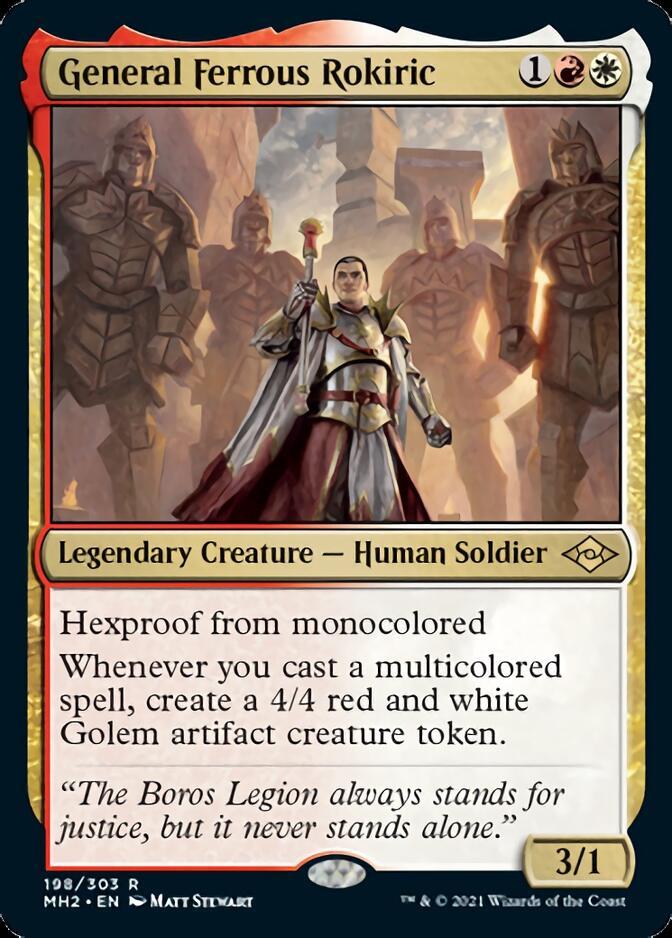 General Ferrous Rokiric [MH2]