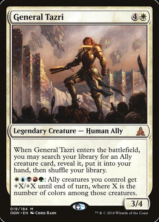 General Tazri [OGW]