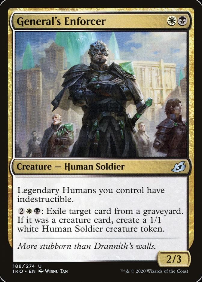 General's Enforcer [IKO]