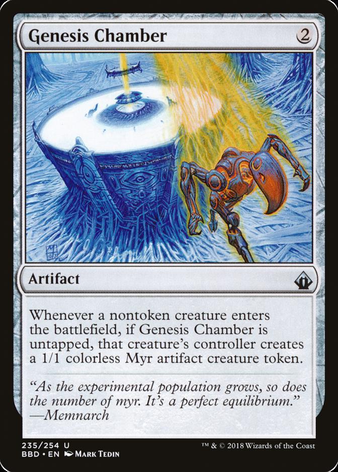 Genesis Chamber [BBD]