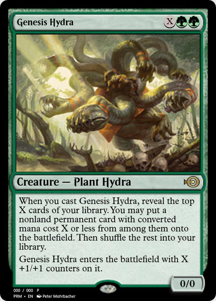 Genesis Hydra [PRM] (F)