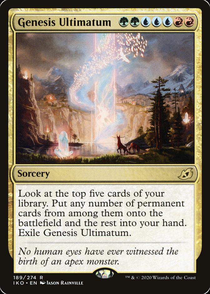 Genesis Ultimatum [IKO]