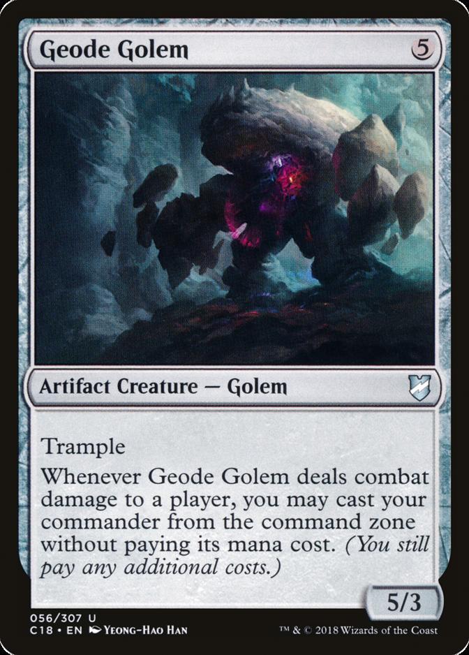 Geode Golem [C18]