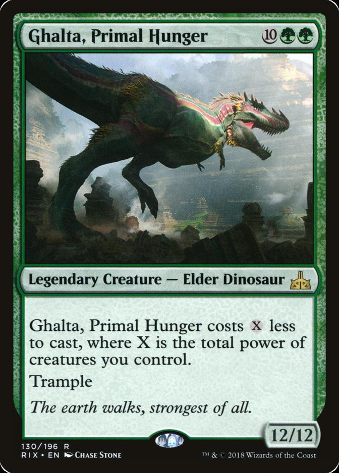 Ghalta, Primal Hunger [RIX]