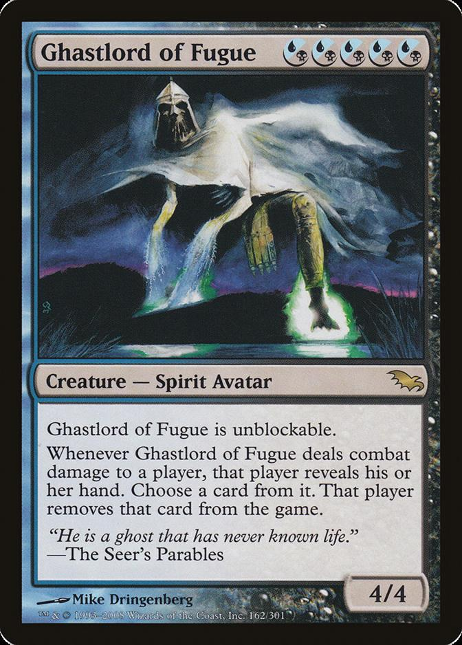 Ghastlord of Fugue [SHM]