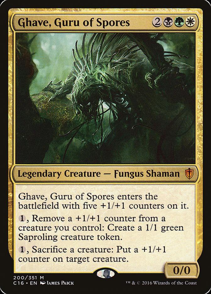 Ghave, Guru of Spores [C16]