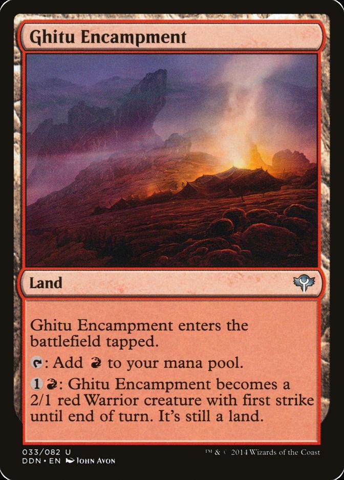 Ghitu Encampment [DDN]