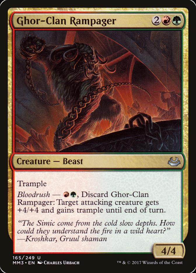 Ghor-Clan Rampager [MM3]