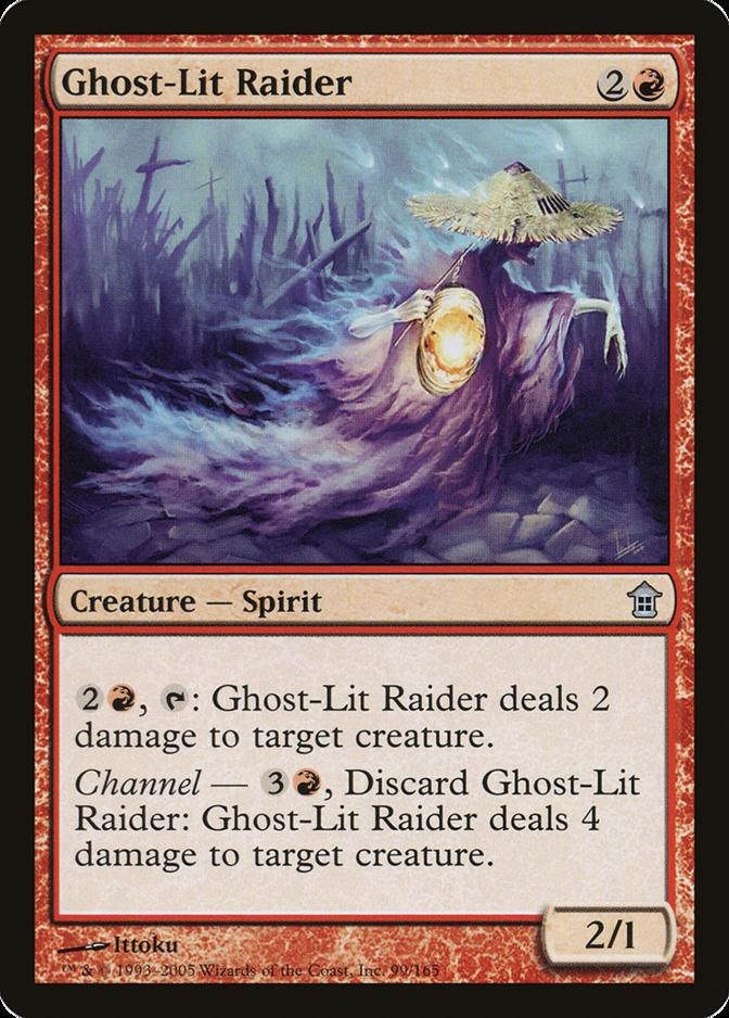 Ghost-Lit Raider [SOK]