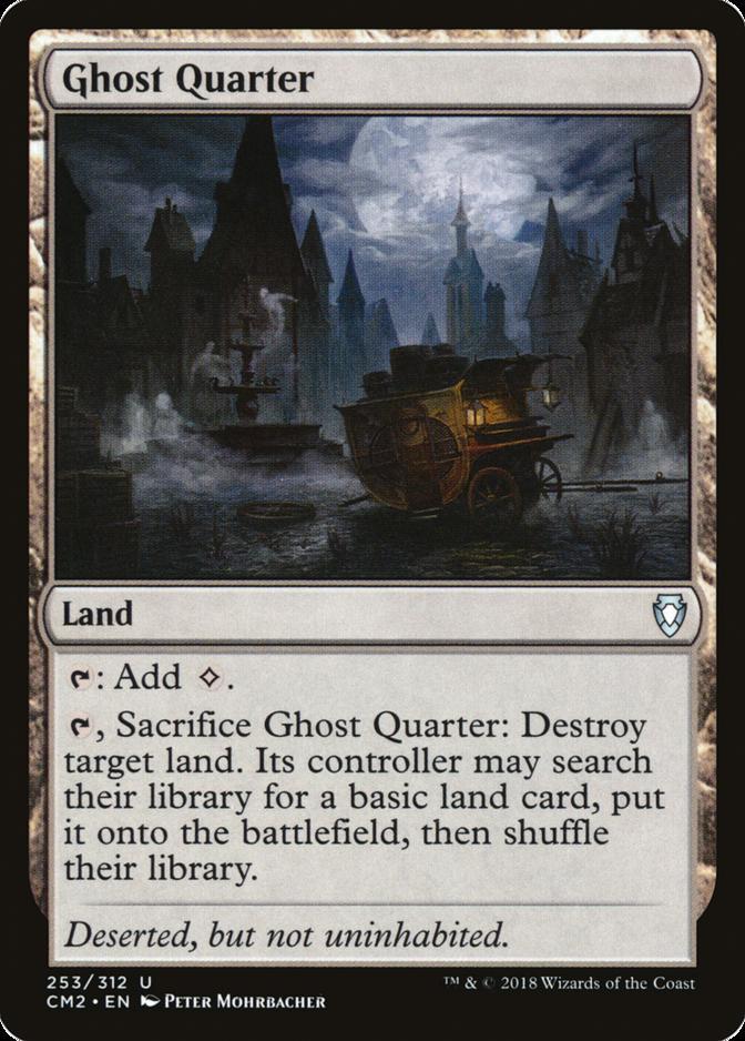Ghost Quarter [CM2]