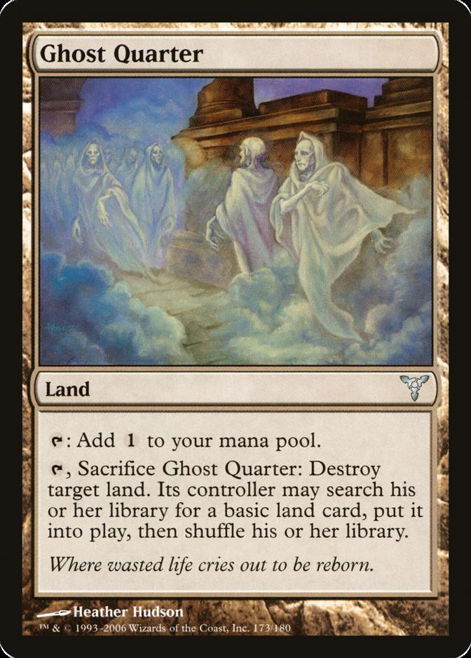 Ghost Quarter [DIS] (F)