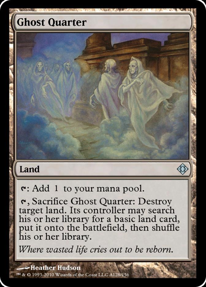 Ghost Quarter [TD0]
