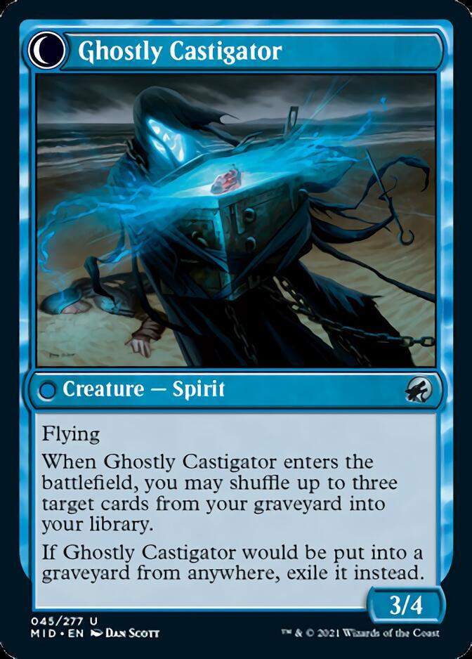 Ghostly Castigator [MID]