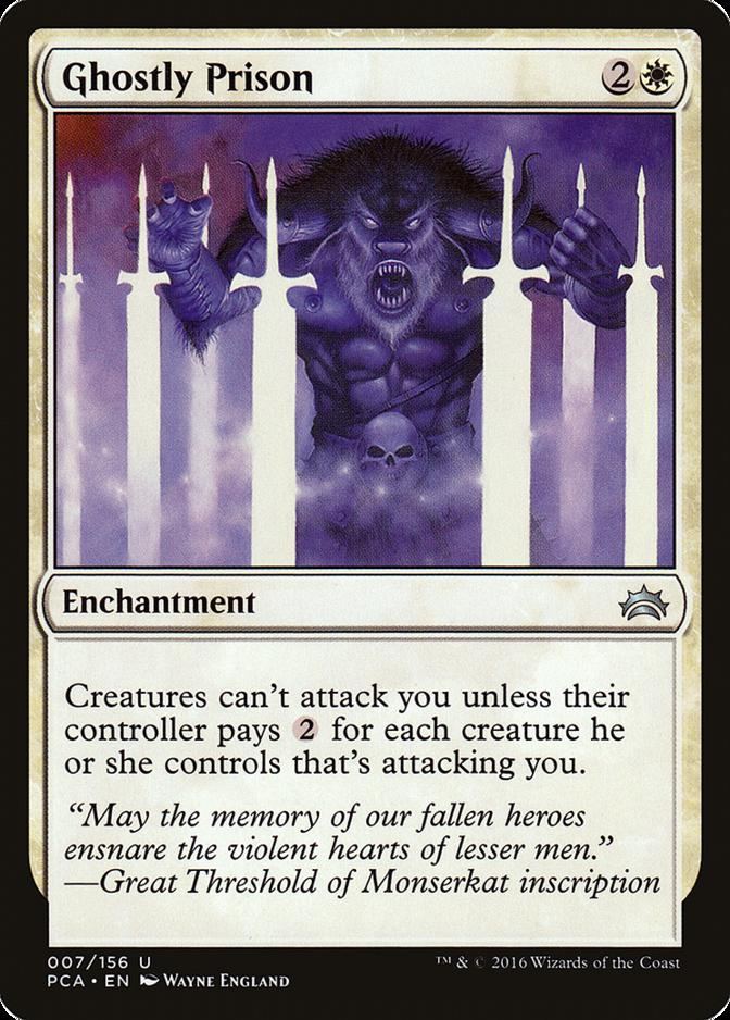 Ghostly Prison [PCA]