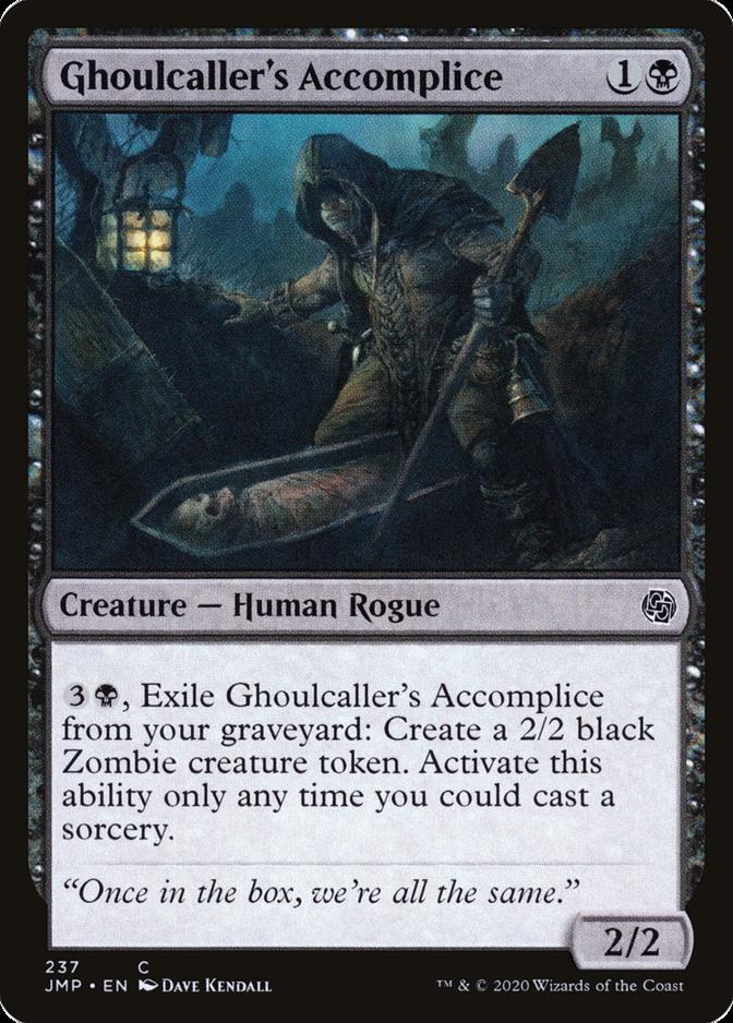 Ghoulcaller's Accomplice [JMP]