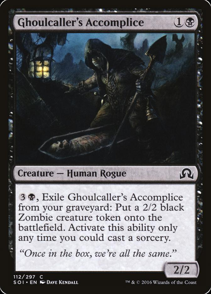 Ghoulcaller's Accomplice [SOI] (F)