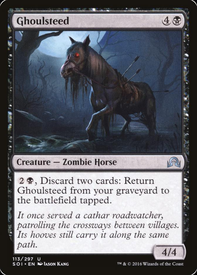 Ghoulsteed [SOI]