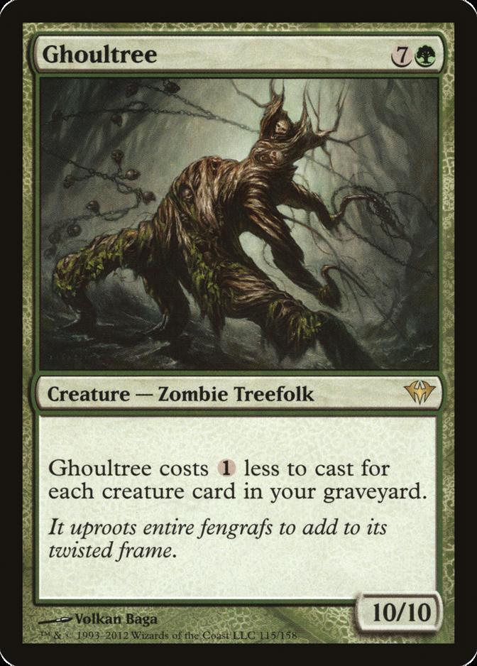 Ghoultree [DKA]