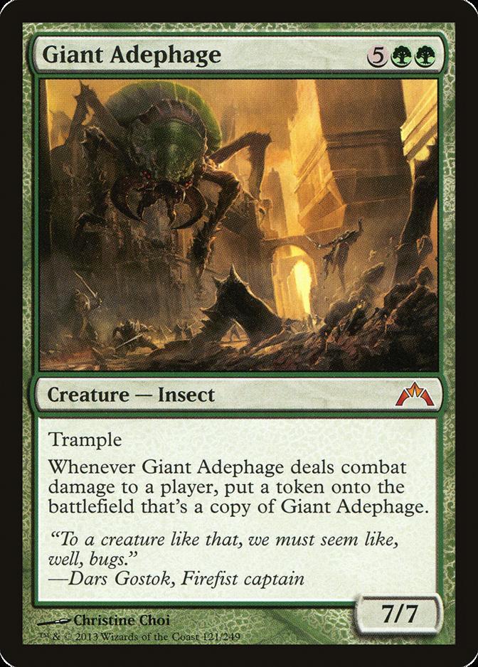 Giant Adephage [GTC]