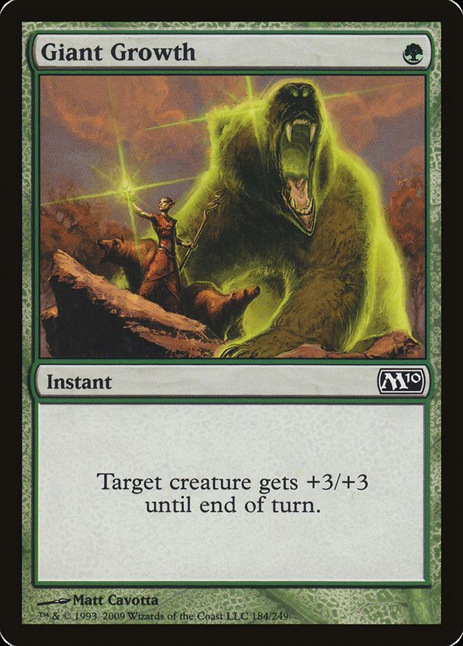 Giant Growth [M10] (F)