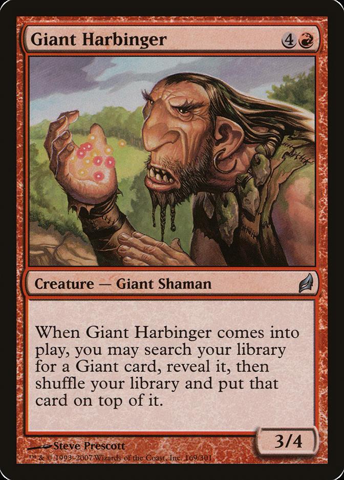 Giant Harbinger [LRW]