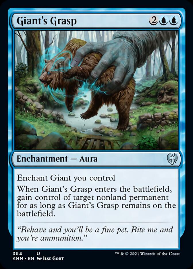 Giant's Grasp [KHM]