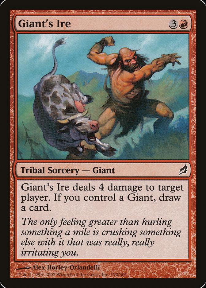 Giant's Ire [LRW]