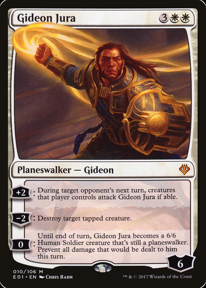 Gideon Jura [E01]