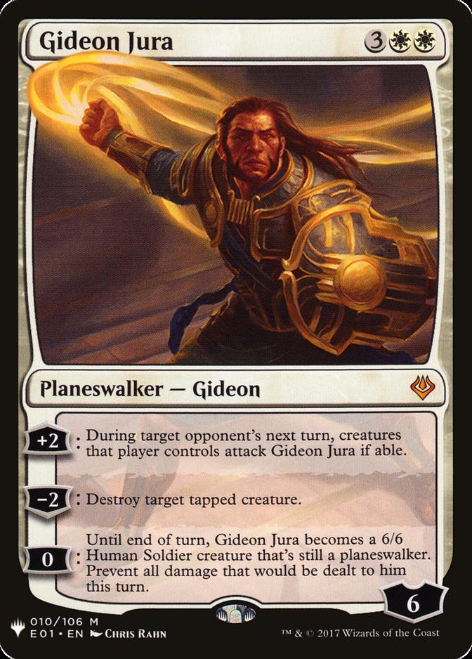 Gideon Jura [MB1]