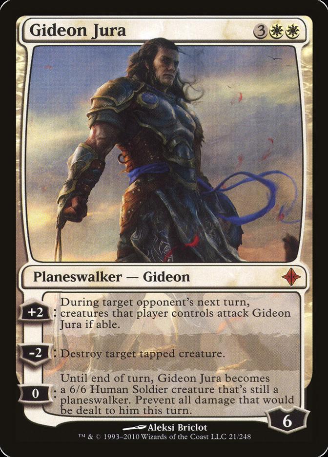 Gideon Jura [ROE] (F)