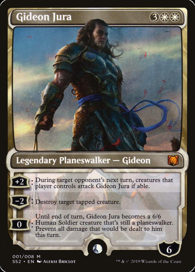 Gideon Jura [SS2]
