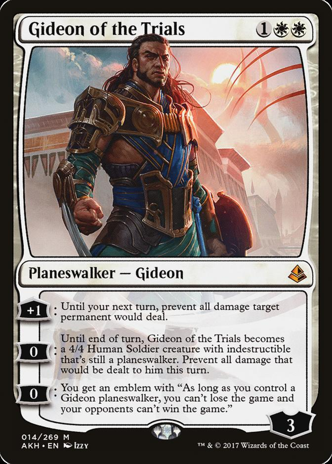 Gideon of the Trials [AKH]