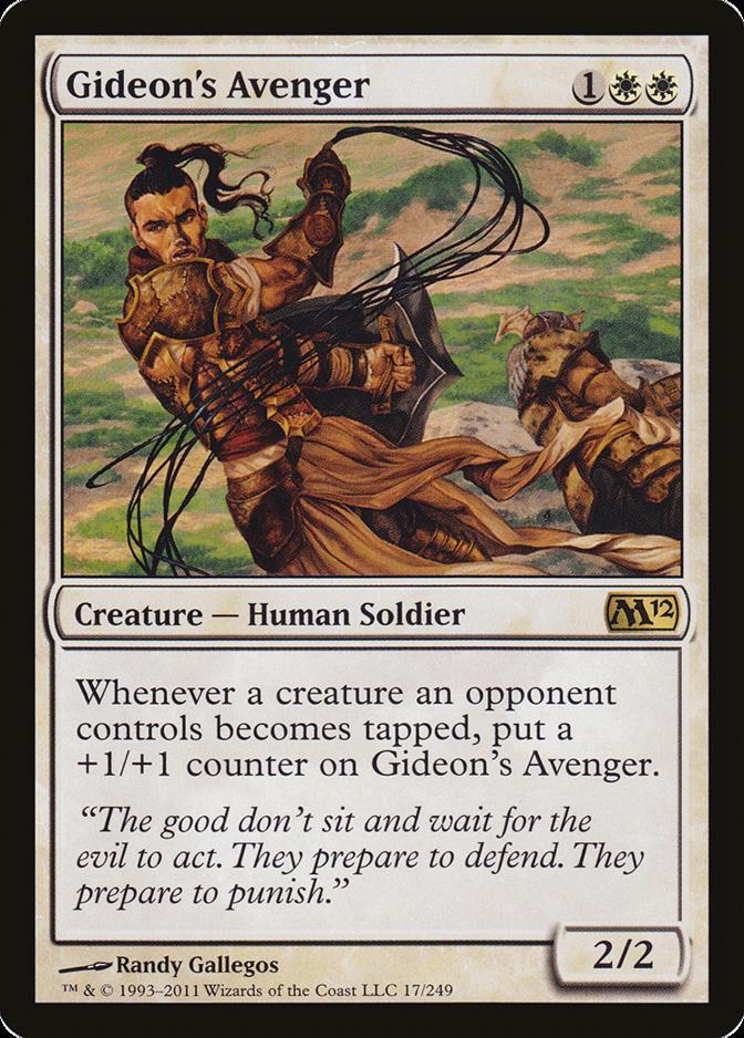 Gideon's Avenger [M12]