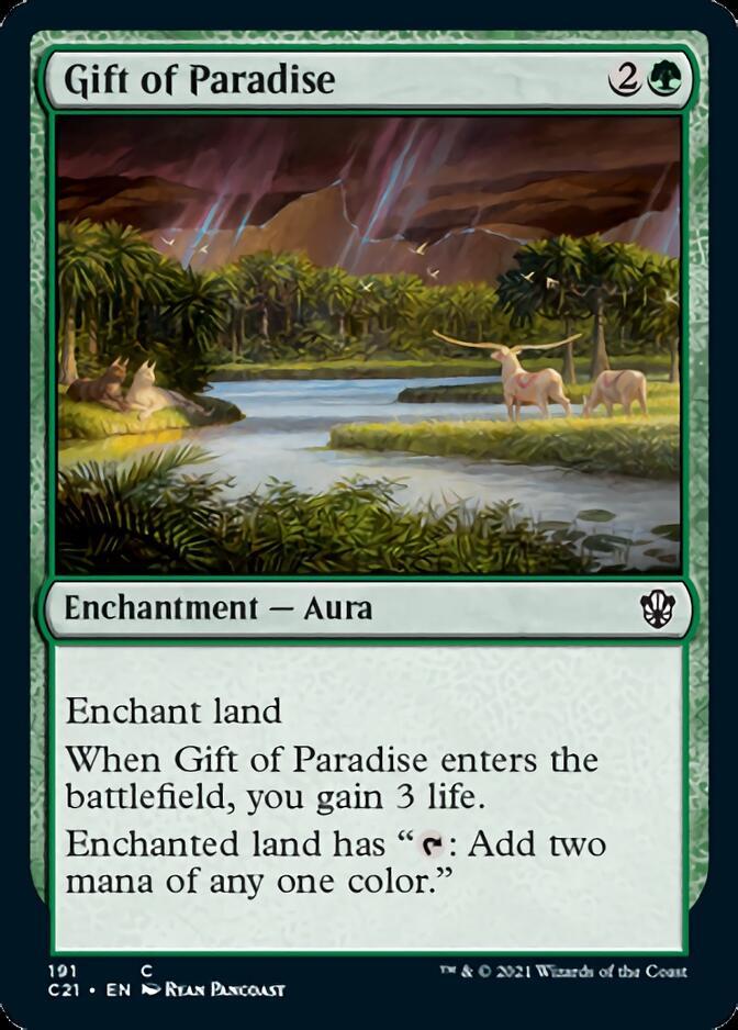 Gift of Paradise [C21]