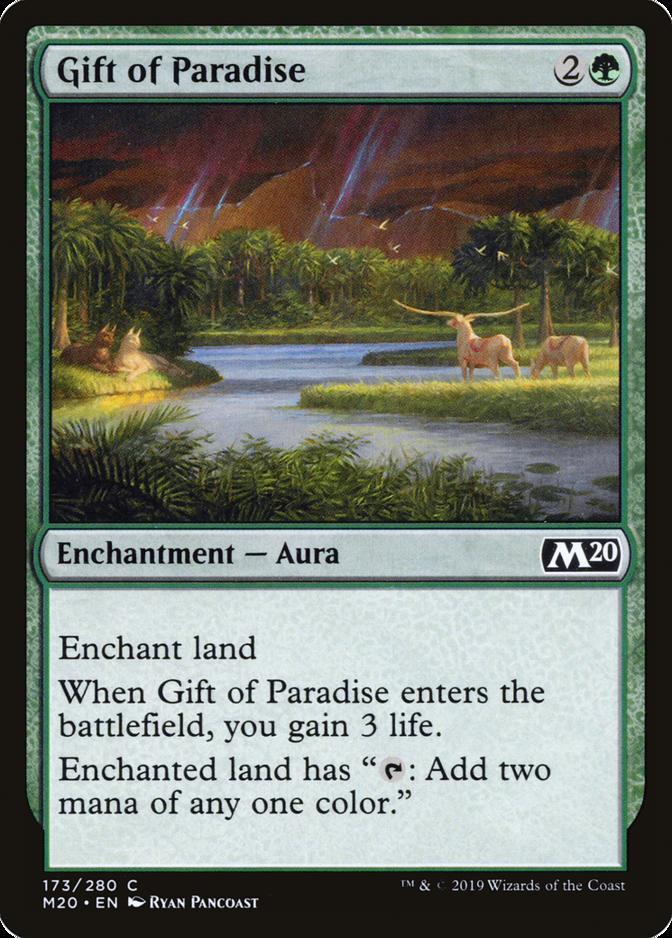 Gift of Paradise [M20]