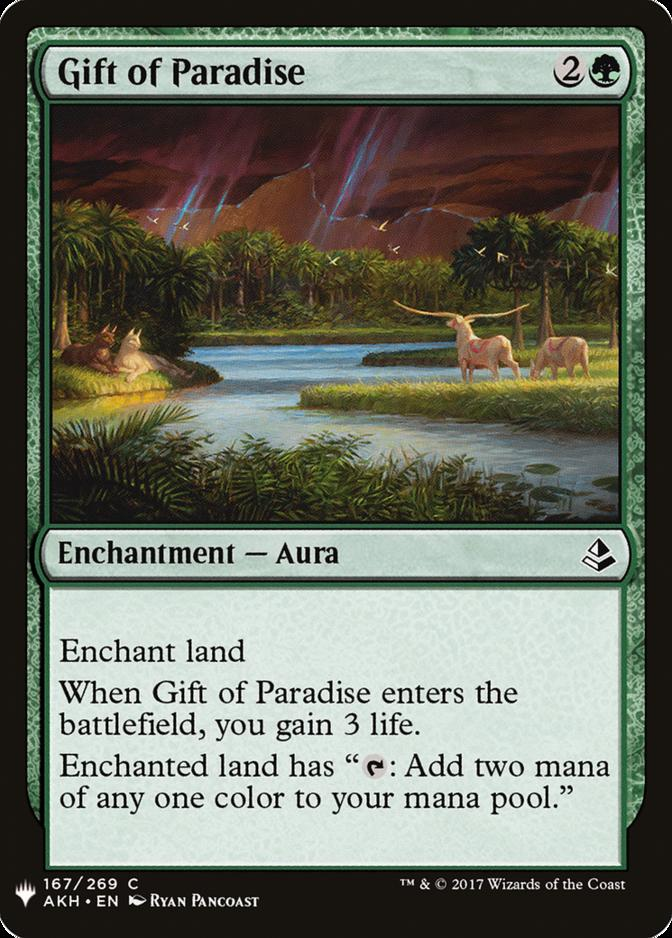 Gift of Paradise [MB1]
